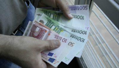 Polițiștii de frontieră i-au confiscat 23.000 de mii de euro unei moldovence care se întorcea din străinătate!
