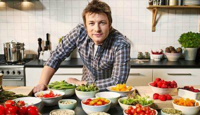 Jamie Oliver vorbește despre dieta care previne acumularea kilogramelor în plus!