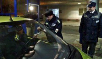 Cum a fost reținut un moldovean care încerca să treaca frontiera cu un pașaport fals!