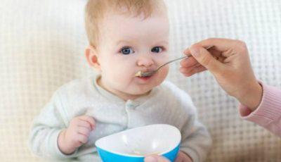 Lista alimentelor contraindicate pentru bebeluși în primul an de viață