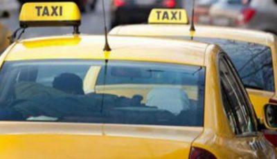 O firmă de taxi oferă servicii de transport gratuite locuitorilor Capitalei!
