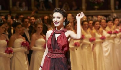 Valentina Naforniță, declarată artista săptămânii în afara țării!