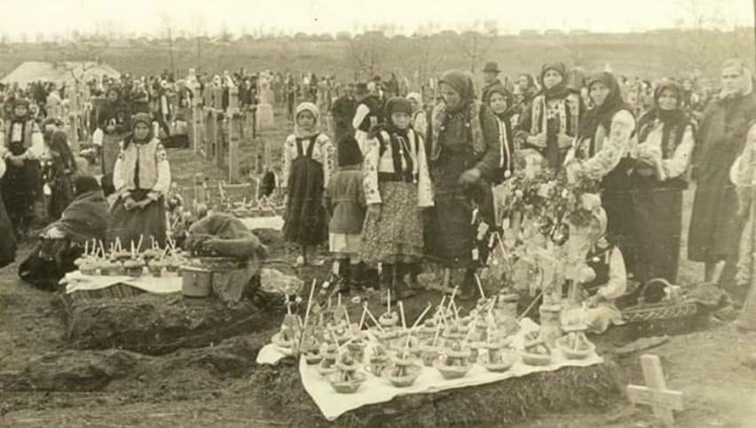 Foto: Cum era sărbătorit Paștele Blajinilor acum 80 de ani?
