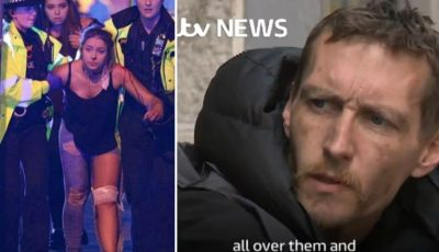 Un om al străzii a salvat viețile copiilor care se aflau în centrul atacului din Manchester