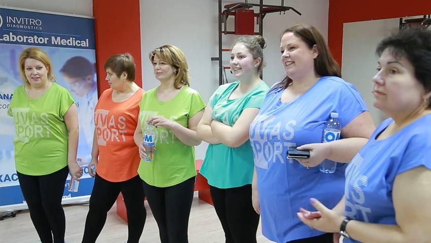"""Foto: Află cine sunt instructorii care le oferă zilnic ponturi de senzație concurentelor proiectului """"Slăbește Sănătos"""""""