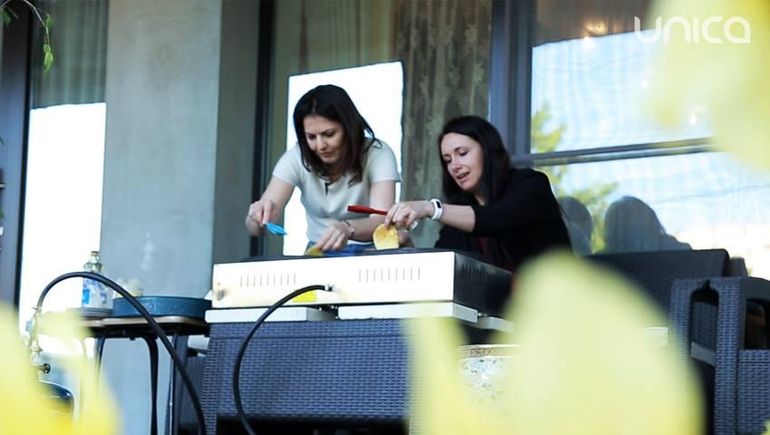 """Foto: Testăm clătitele americane care vor fi gătite la """"Mai Dulce""""!"""
