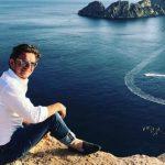 Foto: Antreprenorul moldovean Vadim Țurcanu a lansat o carte despre povestea sa de migrație