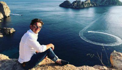 Antreprenorul moldovean Vadim Țurcanu a lansat o carte despre povestea sa de migrație