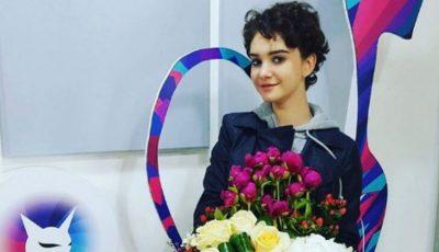 Olga Verbițchi și-a sărbătorit ziua de naștere la piscină