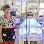 Profesor Doctor Silvia Stoicescu, 59 ani, Medic Primar Neonatologie la Institutul pentru Ocrotirea Mamei si Copilului, Alfred Rusescu - AA - 90'
