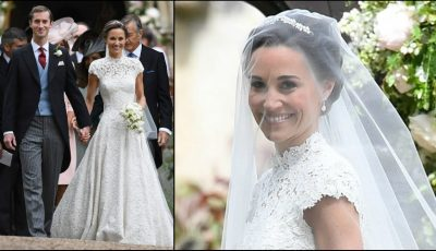 Pippa Middleton și soțul ei au plecat în luna de miere! Iată ce destinație au ales