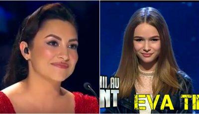"""Eva Timuș va evolua în finala ,,Românii au Talent""""! Vezi momentul emoționant în care juriul i-a acordat Wild Card-ul"""