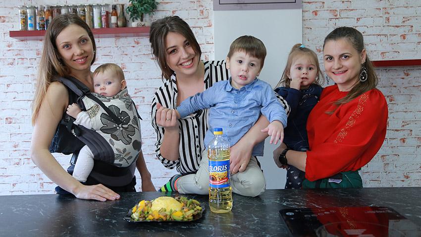 Foto: O mămăligă gătită ca-n MamaLiga!