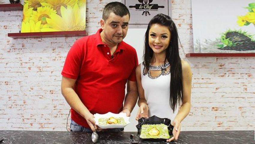Foto: Supă de broccoli. Rețeta de la Tatiana și Anatol Melnic