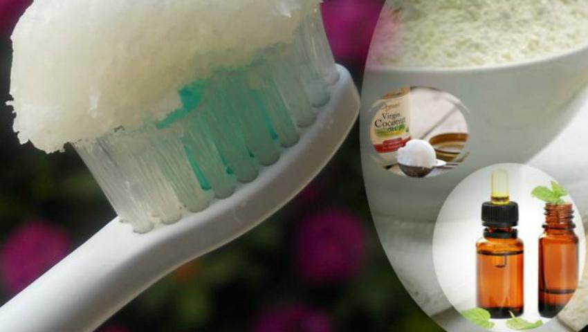 Foto: Uleiul de cocos mai eficient decât orice pastă de dinți. Tratează cariile și întărește structura dinților