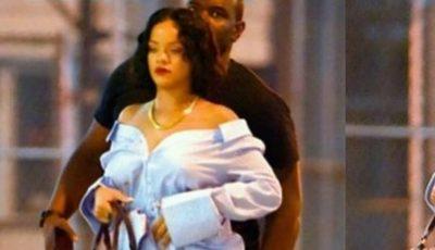 Rihanna, de nerecunoscut! Artista s-a îngrășat ori este însărcinată?!