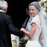 Foto: Primele poze de la nunta Pippei Middleton! Cum arată rochia de mireasă?