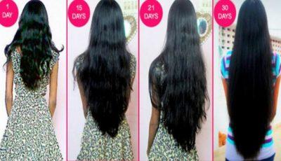 Efect miraculos. Cum să faci să-ți crească părul mai rapid ca niciodată, 2 cm într-o săptămână!