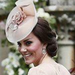 Foto: Ce ţinută a purtat Kate Middleton la nunta surorii sale!
