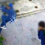 Foto: Pericol de moarte! Trei elevi din Capitală urcă pe o stație electrică de înaltă tensiune pentru a-și face un selfie