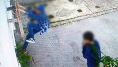 Pericol de moarte! Trei elevi din Capitală urcă pe o stație electrică de înaltă tensiune pentru a-și face un selfie