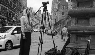 O tânără regizoare din Moldova, stabilită în Marea Britanie, are nevoie de susținere pentru realizarea unui scurtmetraj