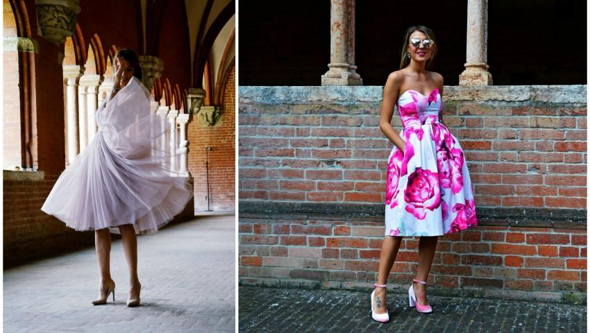 Foto: Cristina Surdu îți recomandă aceste rochii pentru Balul de Absolvire!
