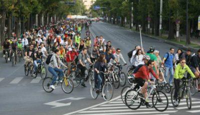 Pe 28 mai, vino la Maratonul Cicliștilor!