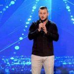"""Foto: Scandal de proporții! Moldoveanul Maxim Prepeliță a fost scos din concursul Românii au Talent, deşi luase 4 de """"DA"""" la preselecţie"""