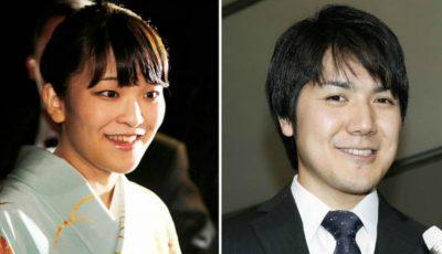 O prinţesă din Japonia renunţă la tron în numele dragostei