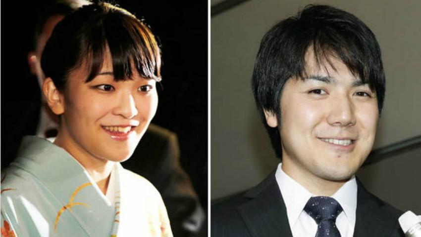 Foto: O prinţesă din Japonia renunţă la tron în numele dragostei