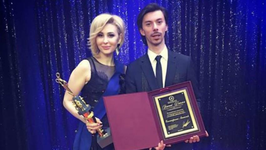 Foto: Hair-stilistele Ekaterina Atasii și Victoria Schimbător au luat locul 1 la un concurs din Rusia!