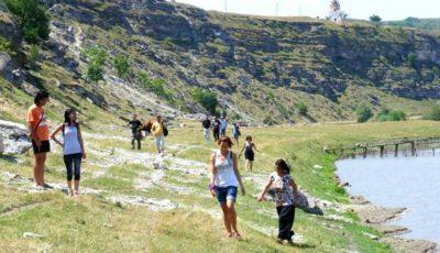 A crescut fluxul de turiști străini în Moldova
