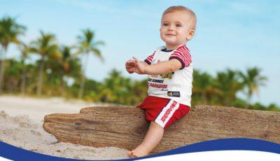 5 pași esențiali pentru a-ți proteja copilul de înțepăturile țântarilor