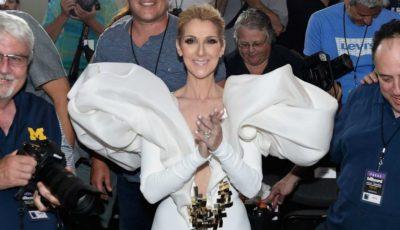 Céline Dion a purtat o bijuterie de 3 milioane de dolari la Billboard Music Awards