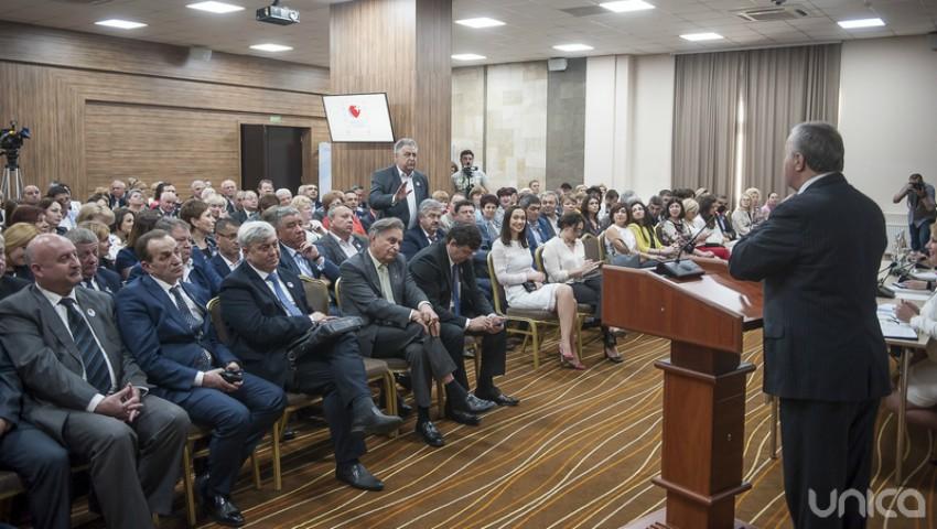Foto: A fost înfiinţată Asociaţia Lucrătorilor Medicali şi Famaciştilor din  Republica Moldova