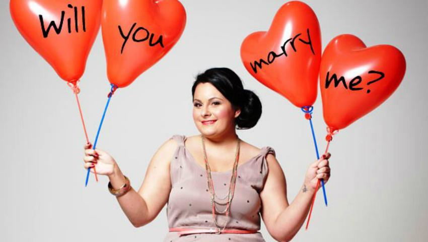 Foto: Mi-am cerut iubitul în căsătorie!