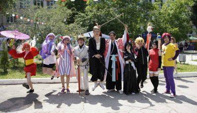 Vino la Festivalul Culturii Japoneze în Republica Moldova