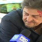 Foto: Gheorghe Grâu a ajuns din nou în stradă