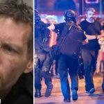 Foto: S-au strâns peste 25.000 de lire sterline pentru omul străzii care a devenit erou în urma atacului din Manchester