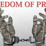 Foto: Astăzi este Ziua Mondială a Libertăţii Presei. Felicitări tuturor colegilor care au coloană vertebrală!