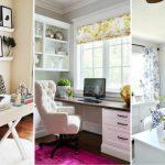 Foto: Cum să-ți decorezi biroul de acasă!