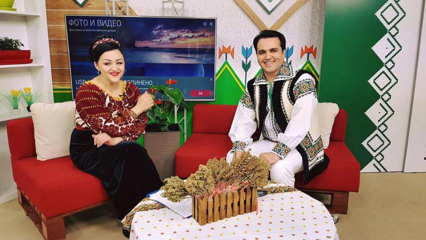 Foto: Lenuța Gheorghiță revine în televiziune!