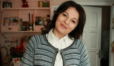 "Viorica Nagacevschi lansează cartea ""Sandhya""!"