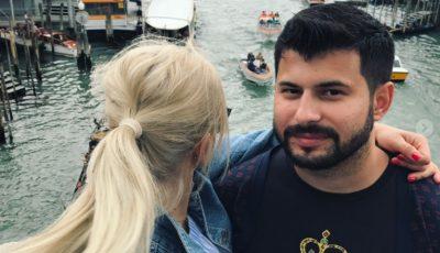 Daniela Jenunchi, într-o vacanță romantică alături de iubitul ei!