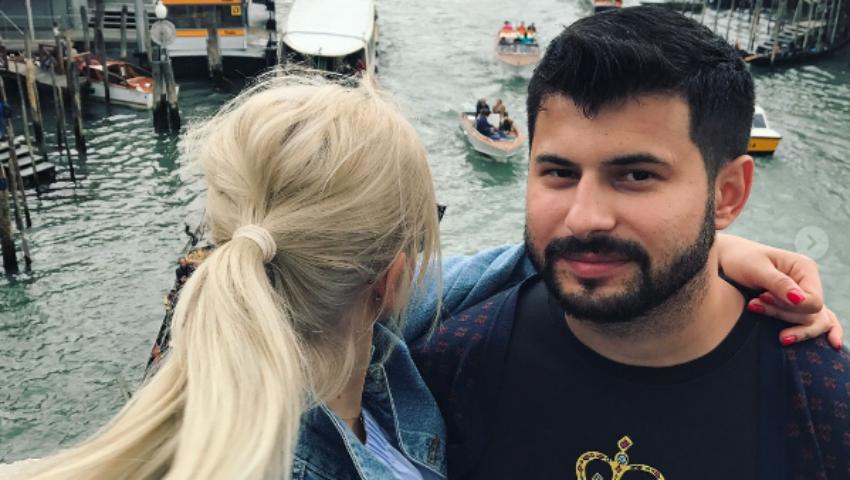 Foto: Daniela Jenunchi, într-o vacanță romantică alături de iubitul ei!