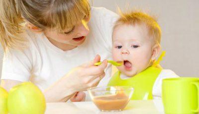 Alimentaţia diversificată – sfaturi pentru părinţi