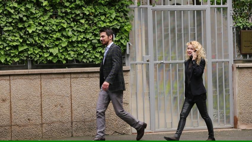 Foto: Tuncay Ozturk și secretara sa şi-au asumat relaţia!