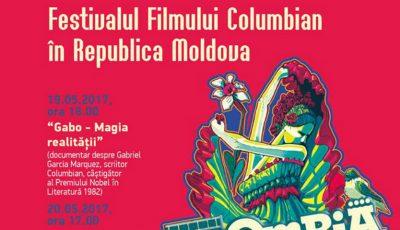 Vino la Festivalul Filmului Columbian în Republica Moldova!