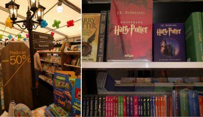 BookStore.md, noua librărie online, expune peste 2000 de titluri de excepție la Salonul Internațional de Carte pentru Copii și Tineret de la Chișinău